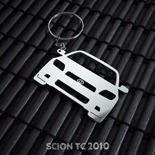 Scion TC 2010 Stainless Steel Keychain