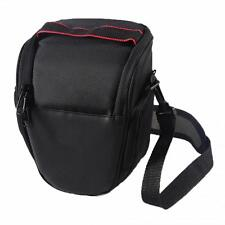 Black DSLR Camera Case Bag For Pentax K-M K-X K-R K-500 K-50 K-30 K20D Cameras