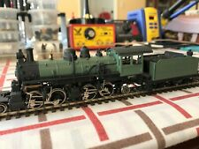 HO Brass #126 Articulated Akane 2-4-4-2 Logging Locomotive - Manufactured 1963