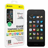 Amzer Kristal Tempered Glass HD Screen Guard LCD Protector For Amazon Fire Phone