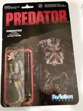 "FUNKO ReAction BRAND PREDATOR  MOVIE MONSTER ACTION FIGURE 3.75"" POSABLE"