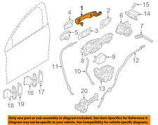 VOLVO OEM 13-16 S60-Outside Exterior Door Handle Left 39832340
