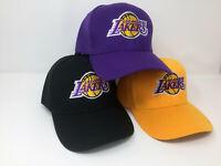 Los Angeles Lakers Adjustable Cap Hat LA