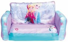 Worlds Apart Disney Frozen Inflatable Flip Out Sofa, Kids Inflatable Sofa Bed