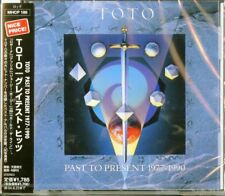 TOTO-GREATEST HITS-JAPAN CD D46
