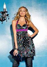 Super schönes Kleid LIPSY schwarz/bunt Gr.38 NEU !