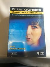 Blue Murder Complete Collection (DVD, 2011, 9-Disc Set)  Free Shipping!