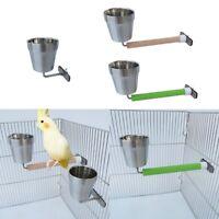 Mangiatoia Per Gabbia Per Pappagalli Per Uccelli