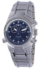 Sector R3271695135 Blue Dial Chronograph Display Stainless Steel Men's Watch New