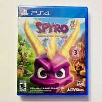 Spyro Reignited Trilogy Playstation 4 PS4 New Sealed Free Shipping