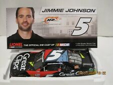 JIMMIE JOHNSON #5 2013 GREAT CLIPS 1/24