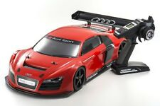Kyosho Inferno GT2 VE Audi R8 Race SPEC Red - KYO34102B