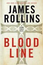 Bloodline: A Sigma Force Novel by James Rollins