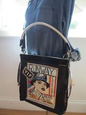 Brighton Handbag Fashionista Catwalk Runway VIP Couture Shoulder Bag