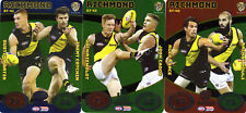 2018 AFL TEAMCOACH BATTLE TEAMS RICHMOND OF 3 CARDS NEW!!!