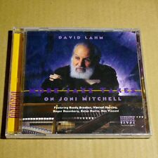 David Lahm - More Jazz Takes On Joni Mitche USA CD Sealed  Arkadia Jazz #J01*