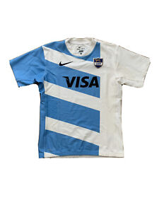 Argentina Pumas Nike Rugby Jersey