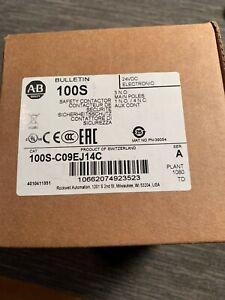 ALLEN BRADLEY 100S-C09EJ14C 24VDC COIN - NEW IN BOX