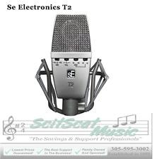 New SE Electronics SE T2 Condenser Titanium Microphone Mic