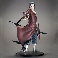 Anime Naruto Shippuuden Uchiha Itachi 1/10 Scale Painted PVC Figure New In Box