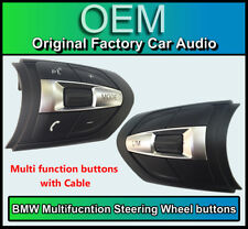 BMW 4 Series Multi-function Steering Wheel, BMW F32 F33 M Sport Steering Buttons