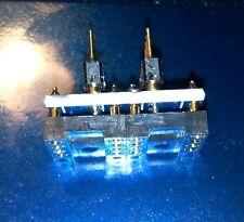 Mono OP auf Dual OP DIP Platine Sockel fertig vergoldet für 2x OPA627 AD797 DIY