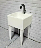 Wash Basin 1/10 scale Shop Garage Crawler Doll House Accessories
