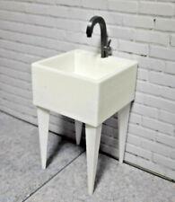 Wash Basin 1/10 scale Shop Garage Crawler Doll House Accessories