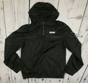 McKenzie Boys Black Light Jacket Hoodie School Outdoor Wear Boys 12-13 Years