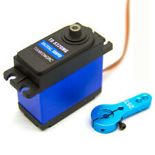 DC Motor Torque Waterproof Digital Servo Gear for RC Car 1/10 1/8 Truck Crawler