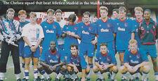 CHELSEA FOOTBALL TEAM PHOTO 1994-95 SEASON