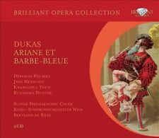 Dukas: Ariane Et Barbe-Bleue, New Music