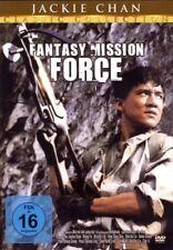 Fantasy Mission Force mit Jackie Chan, Wang Yu, Brigitte Lin, Adam Cheng NEU OVP