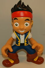 "2011 Talking Jake & The Neverland Pirates 9"" Action Figure Disney Peter Pan"
