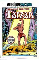 Aurora Comic Scenes for #181-140 Model Kit Tarzan Neal Adams Rare VF