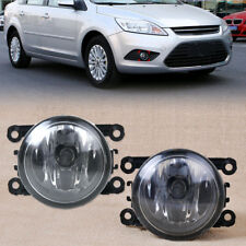 2pc Drive side Fog Light Lamp + H11 Bulbs 55W Right & left Side For Ford Focus