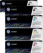 5x Original Toner HP LaserJet Pro 200 Color M251n M251nw M276n M276nw 131X 131A