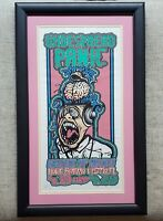 Archival Framed WIDESPREAD PANIC WSP ORLANDO 1999 ORIGINAL POSTER J.T. LUCCHESI