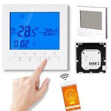 Digital WiFi Wireless Smart Programmable Thermostat Electric Heating App Control