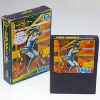 LODE RUNNER 2nd Ver Sega SC-3000 Japan Import SG-1000 markIII NTSC-J Small Boxed