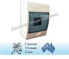6 Way Pole Switchboard Surface Mount Distribution Board