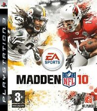 MADDEN NFL 10                -----   pour PS3
