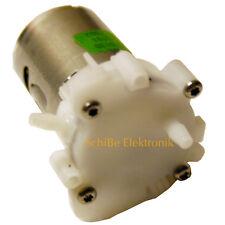 Mini Zahnradpumpe Pumpe selbstansaugend für nicht aggressive Flüssigkeiten