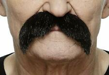 Mustaches Fake Mustache, Self Adhesive, Novelty, Walrus False Facial Hair, Costu