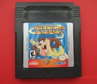 Tazmanian Devil: Munching Madness Game Boy Color plays in Advance SP System