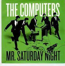 (EM116) The Computers, Mr Saturday Night - 2013 DJ CD