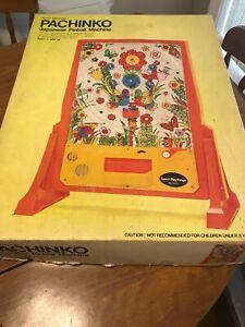 Vintage Pachinko Epoch Pinball Machine With 31 Balls