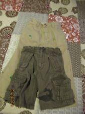 Boys Baby Gap Pants, 1 Long & 1 Short - Toddler, 3 Year old