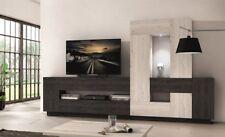 Wohnwand Best - Moderne Anbauwand- 15 Lack & Holzfarben - Versandfrei ambiato_de