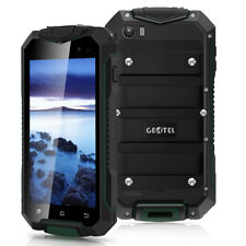 "GEOTEL A1 Android 7.0 4.5"" Rugged Quad Core 1GB+8GB IP67 3G Smartphone Cellulare"